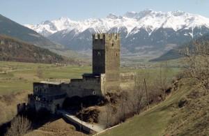 Castello del Principe località Burgusio