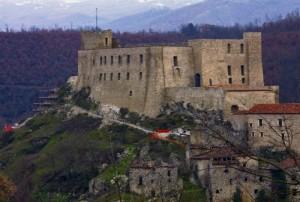Ancora il Castello di Brienza