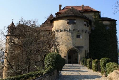 Scena - Un amore di castello!
