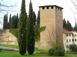 Torre angolare