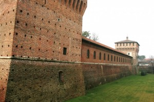 Castello di Galliate.
