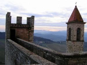 Castello di Nipozzano - Torre