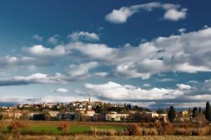 Il cielo di  Castiglion Fibocchi