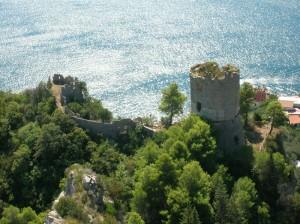 Torre dello Ziro sul Monte Aureo