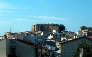 Il castello di Calopezzati