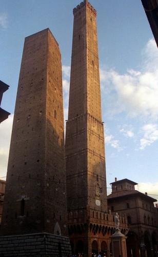 Bologna - Le Torri pendenti
