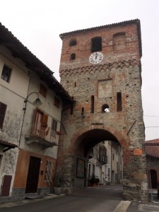 la torre campanaria….