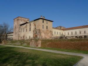 Castello Mediceo al sole di gennaio