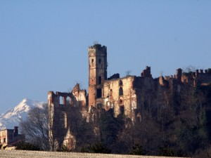 castello degli Avogadro di Cerrione