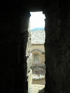 …dal castello