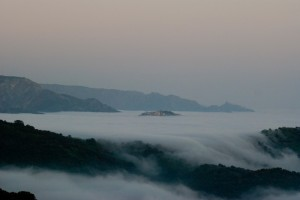 San Lorenzo sopra le nuvole
