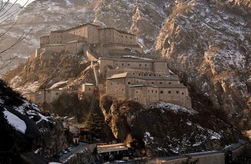 Bard - Il Forte al Mattino