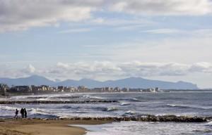 Latina e il mare