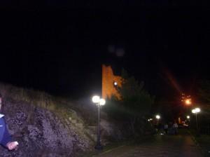 Panni Torre di vedetta ( la luna nella finestrella )