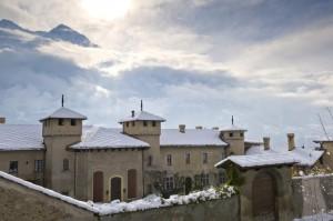 castello di Saint-Christophe, Valle d'Aosta