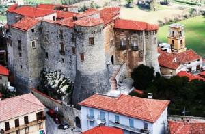 …un castello pieno di…storia…