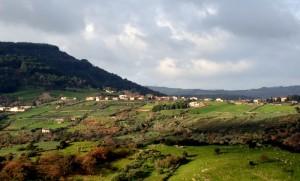 Paesaggio di Banari