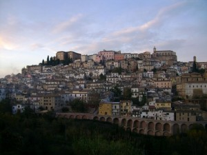 Loreto Aprutino - Paesaggio Vestino.