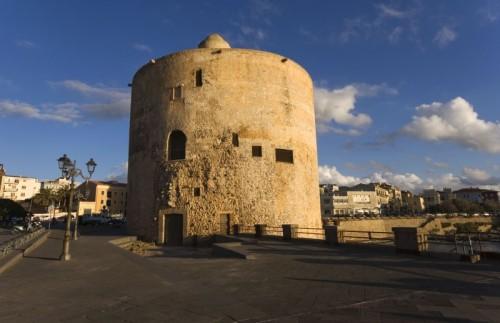 Alghero - torre del Sulis