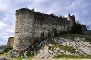 Il castello Guidonesco di Rocchettine