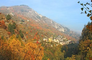 Val Maira, Ricordo d'autunno
