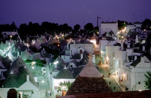 Alberobello - Trulli di notte