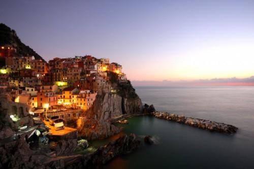 Riomaggiore - Calma piatta
