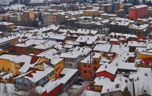 Colori sotto la neve