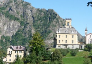 CERVATTO: il castello