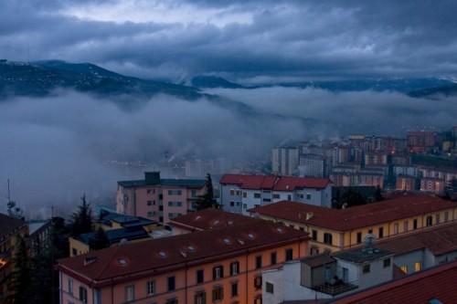 Potenza - Potenza: la città si sveglia