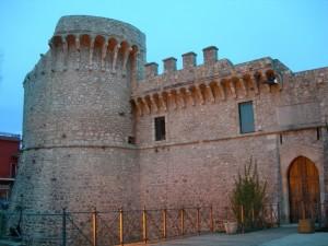 Il castello Orsini - Colonna