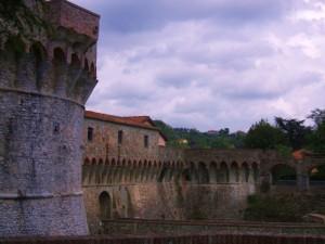 Il castello di Sarzana