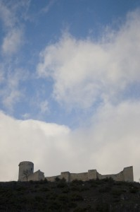 Il castello di Bominaco