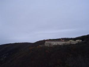 La Certosa di Trisulti…..