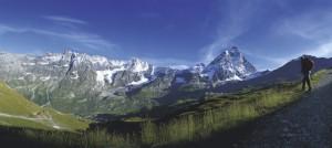 Cervino e le Grand Mourailles - Cervinia - Valtournenche