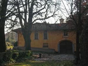 Castel Negrino d'inverno