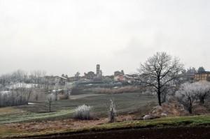 Guazzolo, fra prati e colline