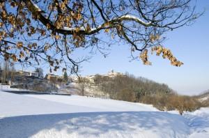 Gavazzana con neve