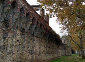 Le mura di Lastra a Signa
