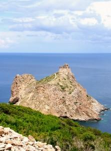 Castello di Punta Troia a Marettimo