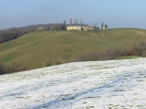 Serra Parenti in versione invernale