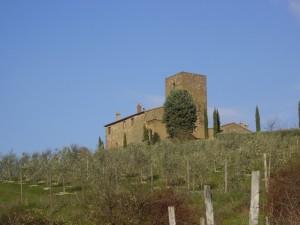 Castello di Torre della Fame, da più vicino