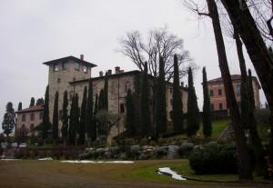Inverno al Castello di Casiglio