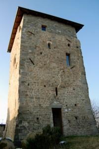 Montecenere, la torre