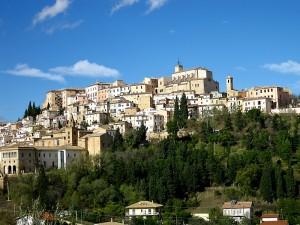 loreto aprutino - panorama