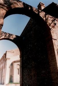 Arco di Piazza Castello