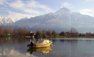 Colico e il monte Legnone