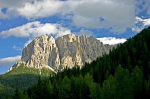 La magia delle Dolomiti