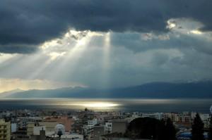 Reggio e il raggio di sole
