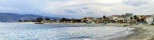 Il litorale di Catona